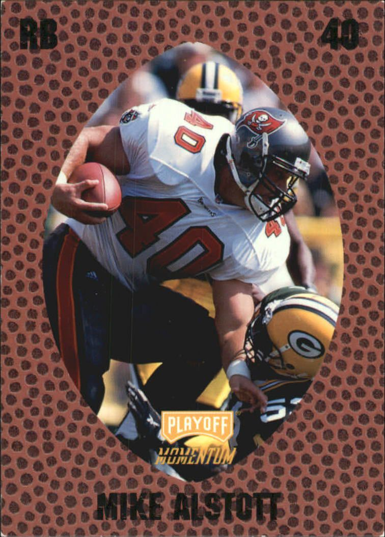 1998 Playoff Momentum Retail #7 Mike Alstott
