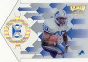 1998 Playoff Momentum Endzone X-press #9 Barry Sanders