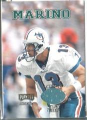 1998 Playoff Momentum Team Threads Home #13 Dan Marino