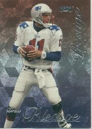 1998 Playoff Prestige Hobby #49 Drew Bledsoe
