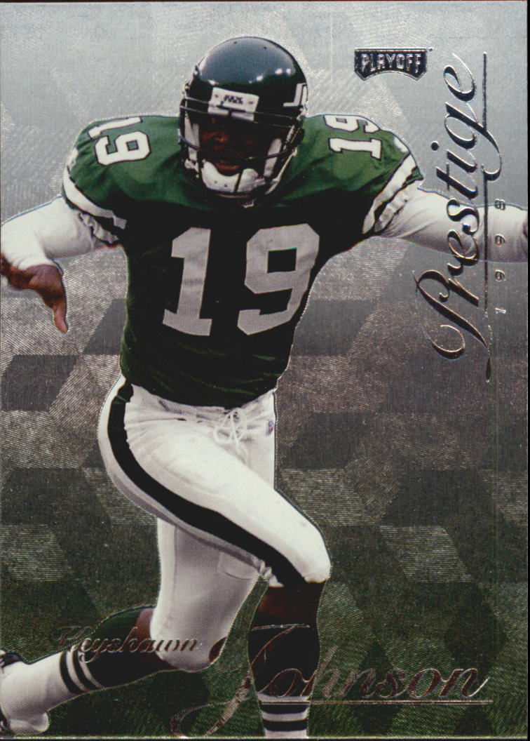 1998 Playoff Prestige Hobby #89 Keyshawn Johnson