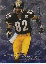 1998 Playoff Prestige Hobby #97 Yancey Thigpen