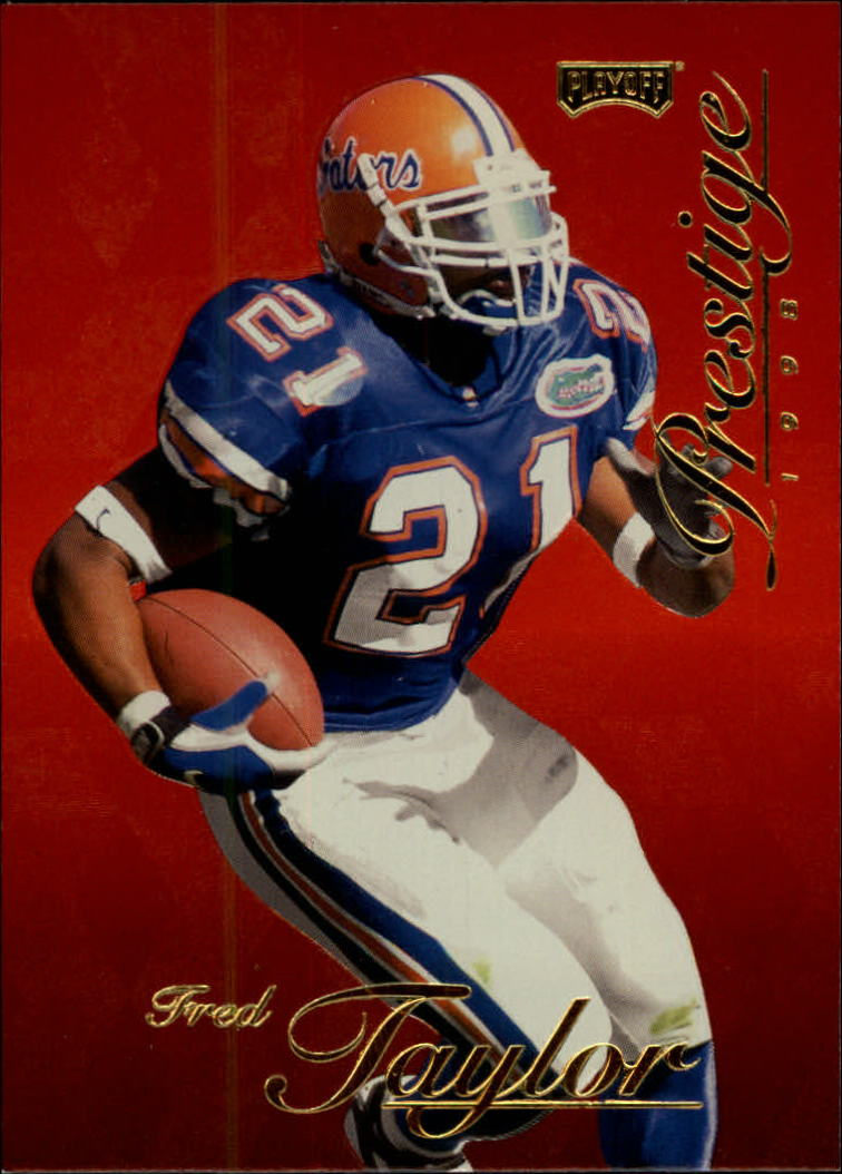 1998 Playoff Prestige Hobby Red #170 Fred Taylor