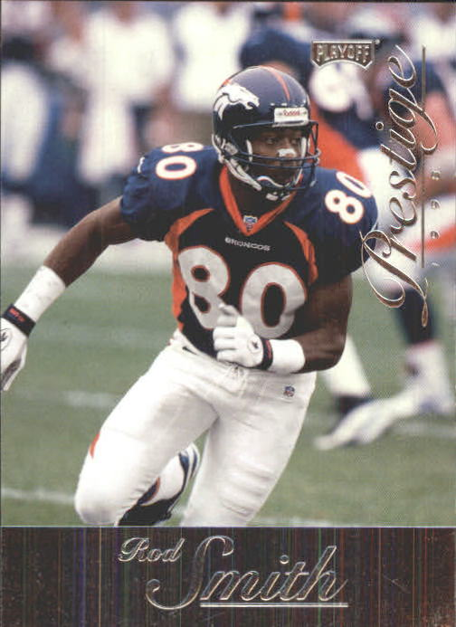 1998 Playoff Prestige Retail #5 Rod Smith