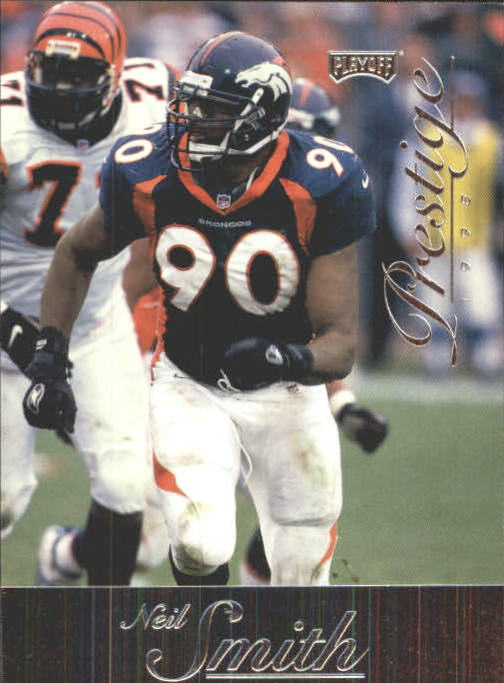 1998 Playoff Prestige Retail #8 Neil Smith