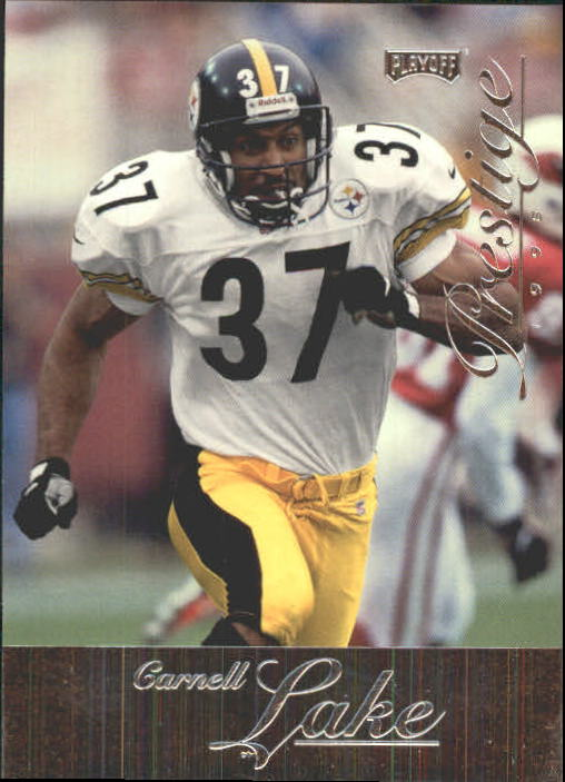 1998 Playoff Prestige Retail #18 Carnell Lake