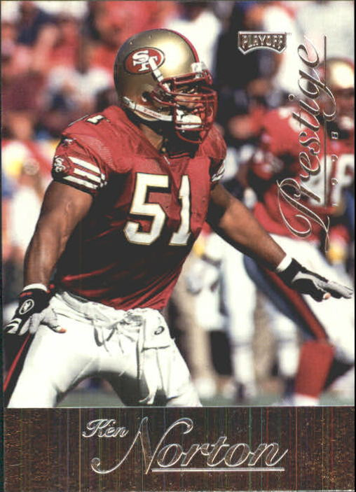 1998 Playoff Prestige Retail #27 Ken Norton