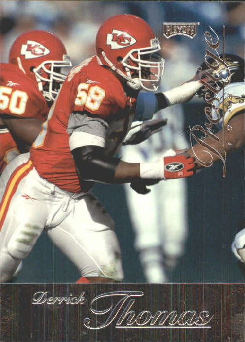 1998 Playoff Prestige Retail #39 Derrick Thomas