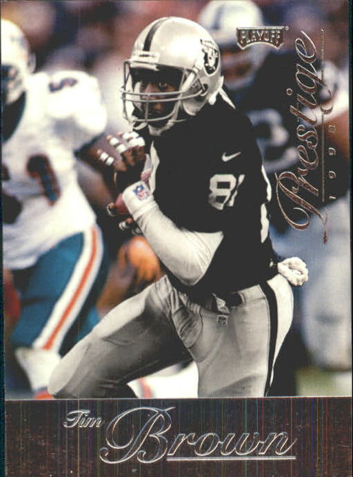 1998 Playoff Prestige Retail #144 Tim Brown