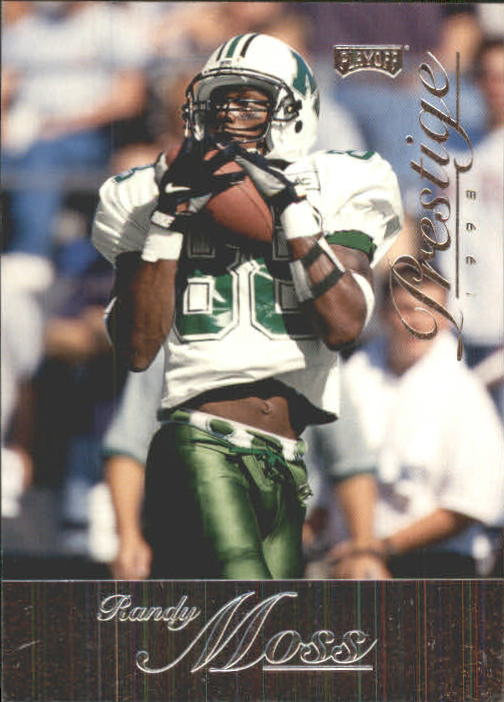1998 Playoff Prestige Retail #173 Randy Moss RC