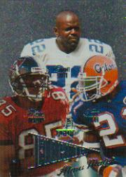 1998 Playoff Prestige Alma Maters #5 Emmitt Smith/Fred Taylor/Reidel Anthony