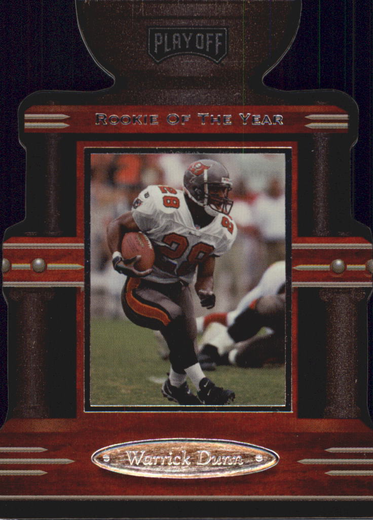 1998 Playoff Prestige Award Winning Performers #5 Warrick Dunn