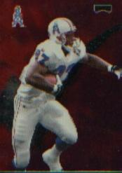 1998 Playoff Prestige Checklists #14 Eddie George