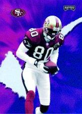 1998 Playoff Prestige Checklists #25 Jerry Rice