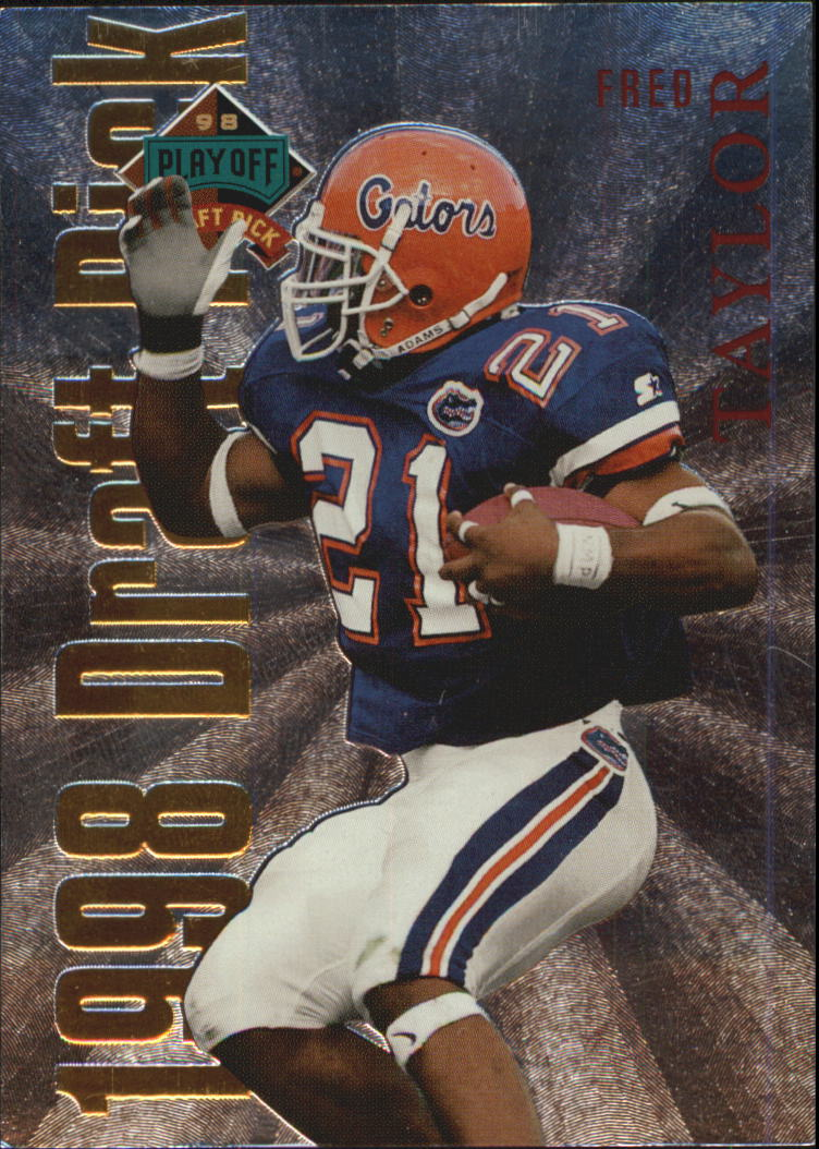 1998 Playoff Prestige Draft Picks #6 Fred Taylor