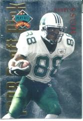 1998 Playoff Prestige Draft Picks Silver Jumbos #9 Randy Moss