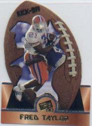 1998 Press Pass Kick-Off #KO29 Fred Taylor