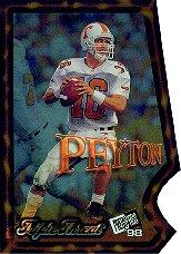 1998 Press Pass Triple Threat #TT1 Peyton Manning
