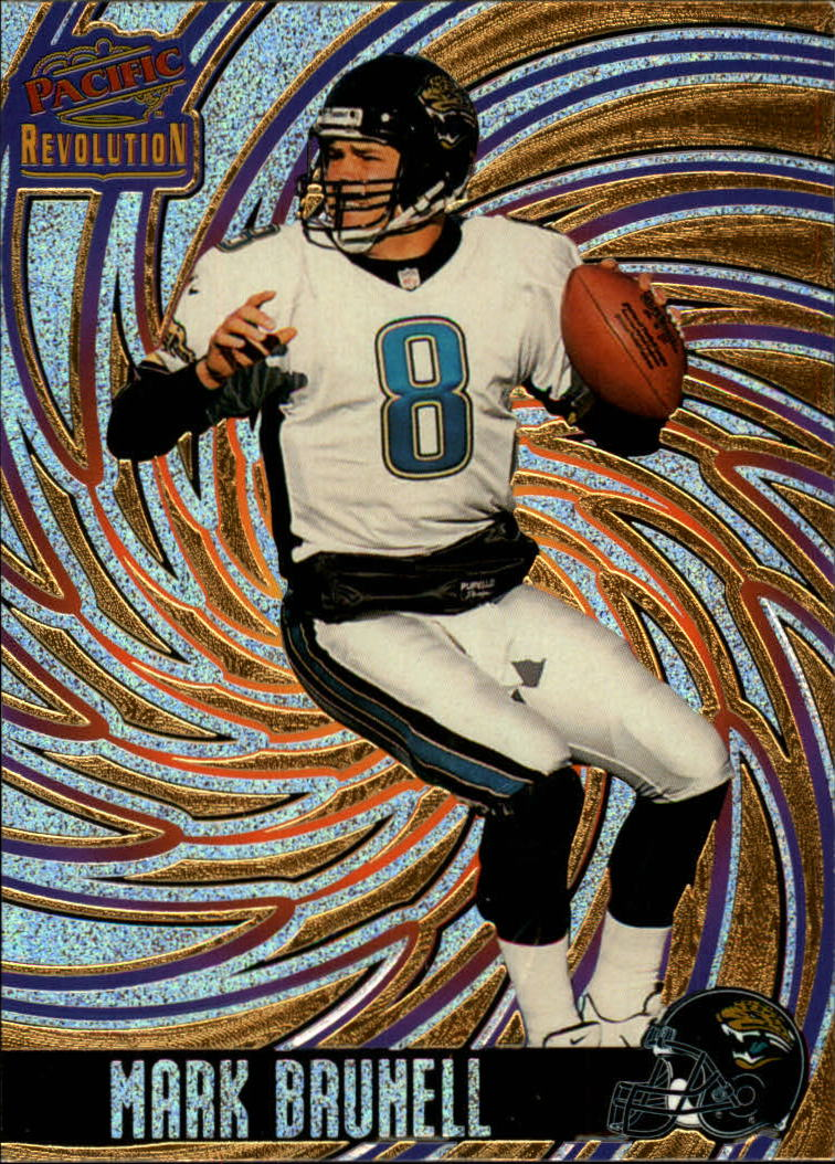1998 Revolution #61 Mark Brunell