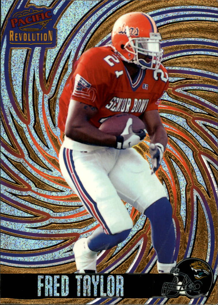 1998 Revolution #66 Fred Taylor RC