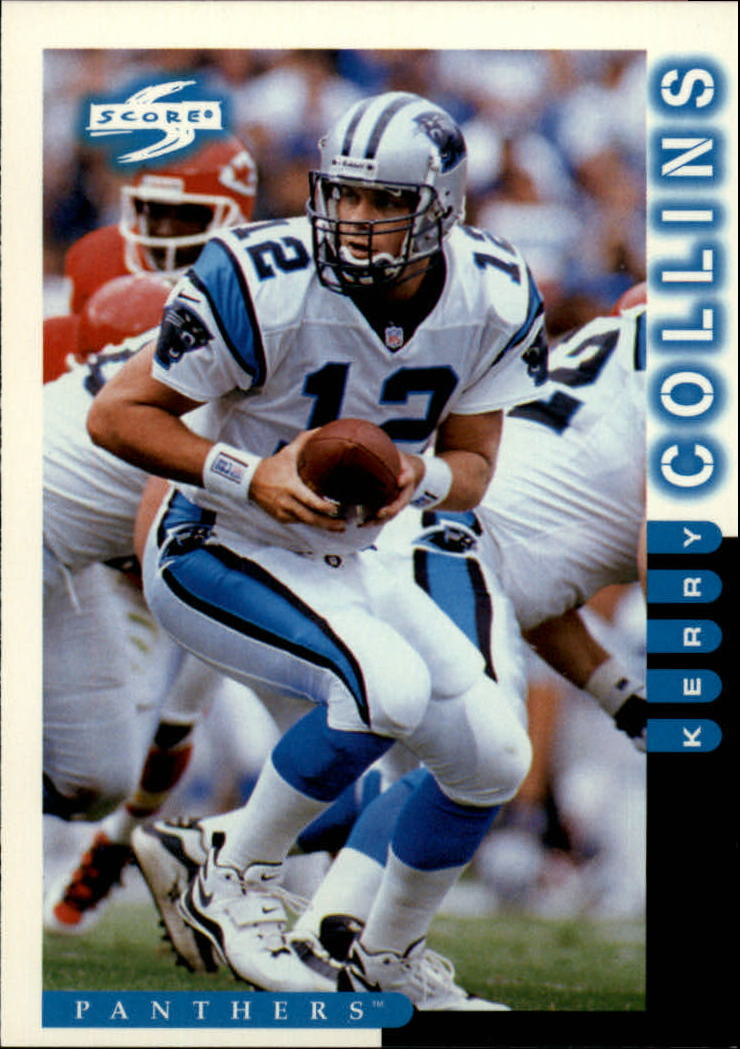 1998 Score #5 Kerry Collins