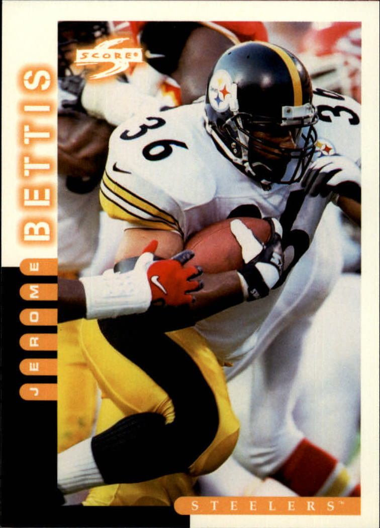 1998 Score #19 Jerome Bettis