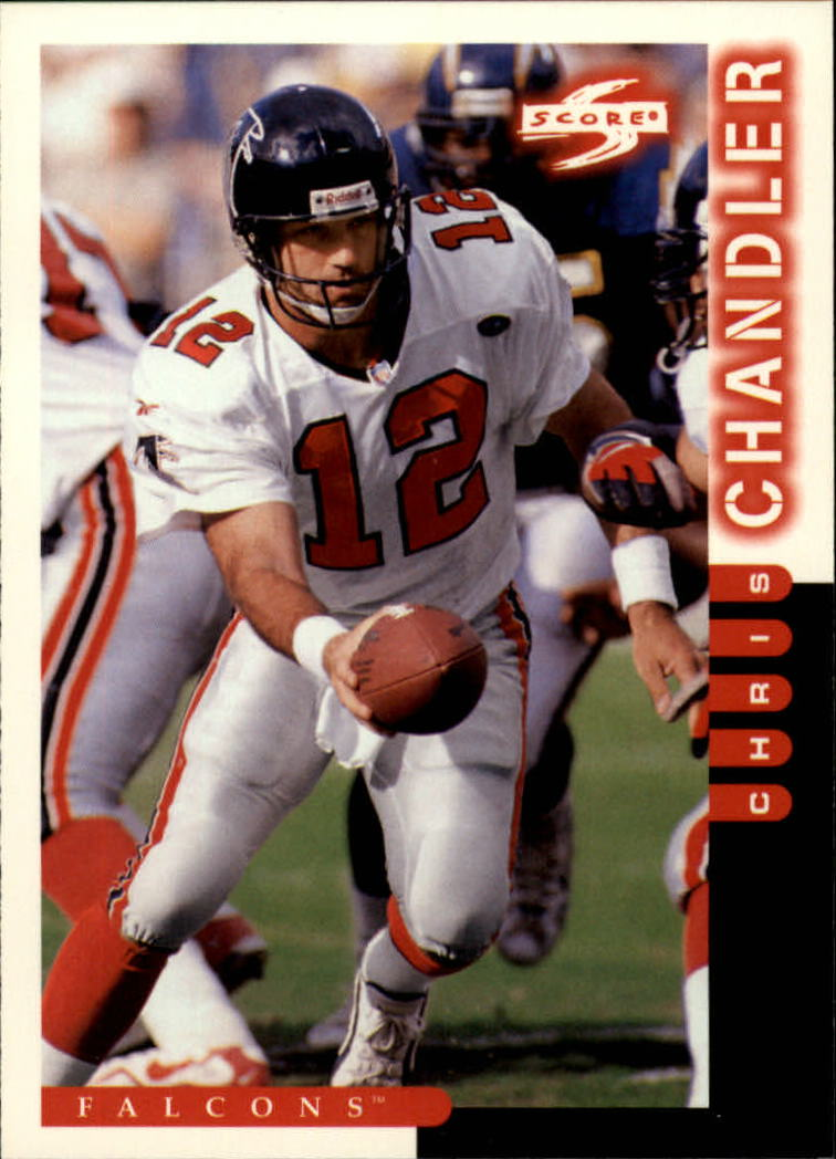1998 Score #30 Chris Chandler