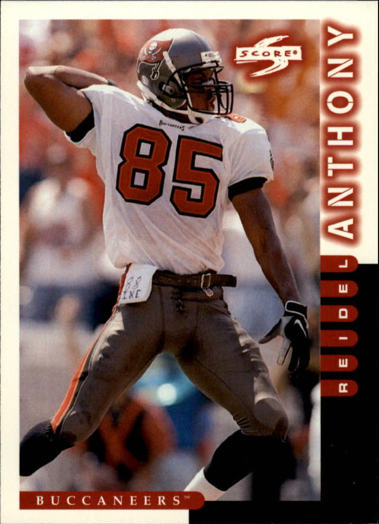 1998 Score #39 Reidel Anthony