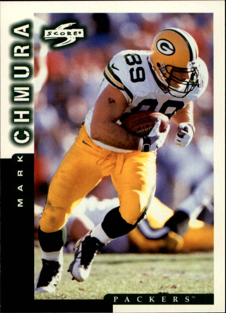 1998 Score #54 Mark Chmura