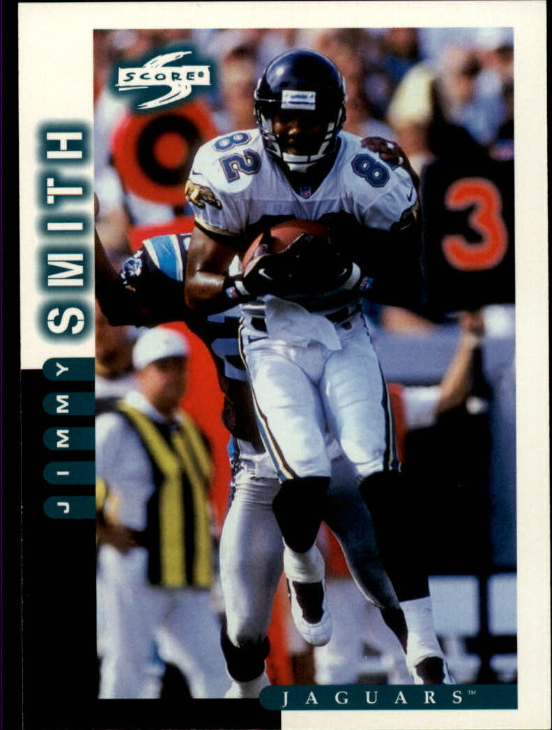 1998 Score #77 Jimmy Smith