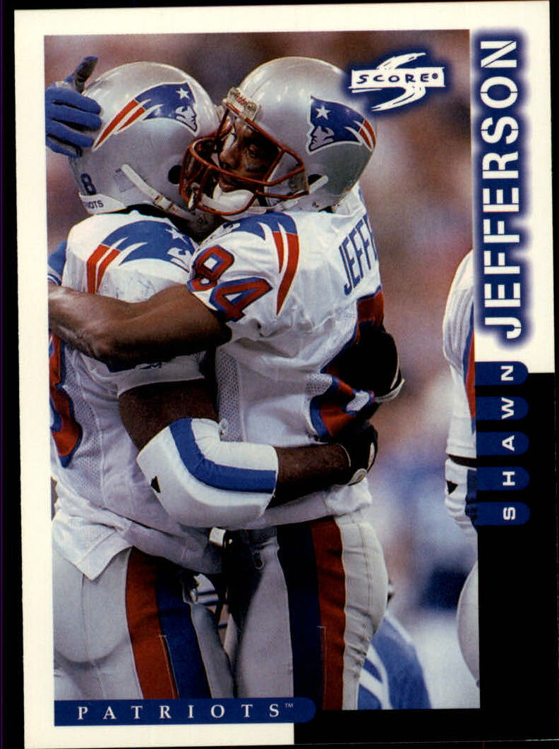 1998 Score #79 Shawn Jefferson