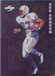 1998 Score Showcase #PP149 Eddie George OS