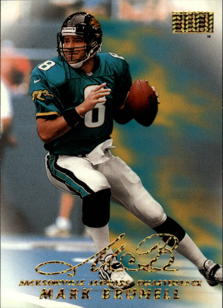 1998 SkyBox Premium #12 Mark Brunell