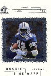 1998 SP Authentic Die Cuts #33 Emmitt Smith TW