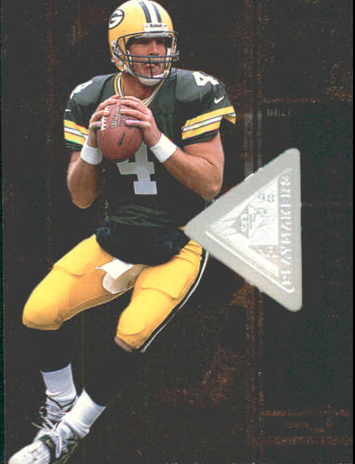1998 SPx Finite #94 Brett Favre PM