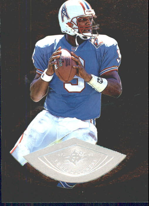1998 SPx Finite #129 Steve McNair YM