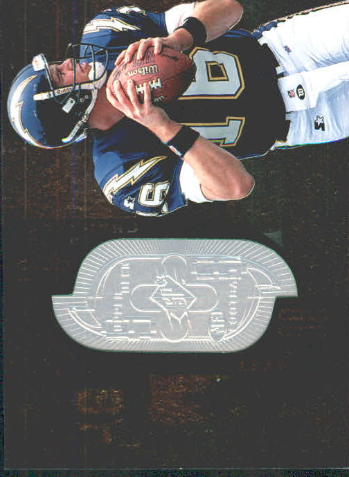 1998 SPx Finite #182 Ryan Leaf/1998 RC