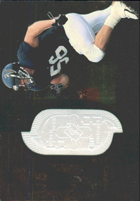 1998 SPx Finite #196 Keith Brooking RC