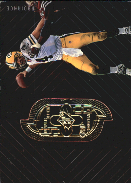 1998 SPx Finite Radiance #224 Brett Favre