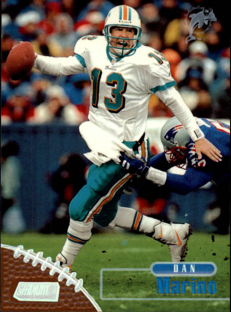 1998 Stadium Club #20 Dan Marino
