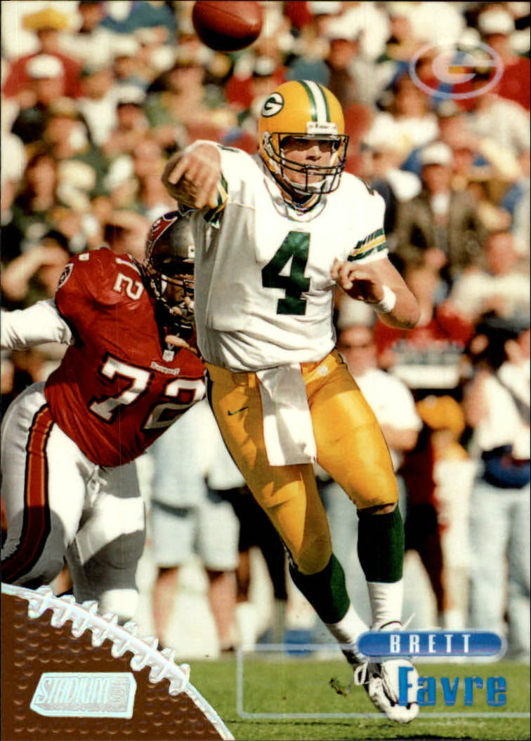 1998 Stadium Club #150 Brett Favre