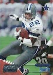 1998 Stadium Club Chrome Jumbos #SCC6 Emmitt Smith