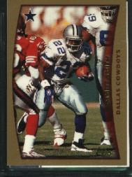 1998 Topps #25 Emmitt Smith