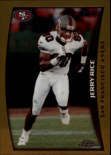 1998 Topps Chrome #38 Jerry Rice