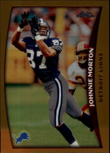 1998 Topps Chrome #85 Johnnie Morton