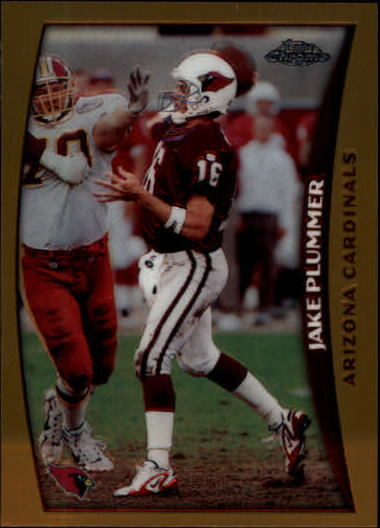 1998 Topps Chrome #99 Jake Plummer