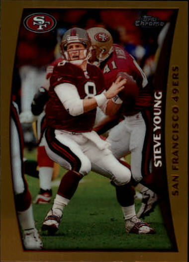 1998 Topps Chrome #149 Steve Young
