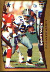 1998 Topps Chrome #151 Emmitt Smith