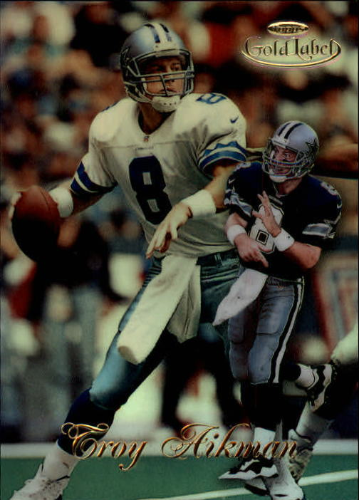 1998 Topps Gold Label Class 1 #5 Troy Aikman