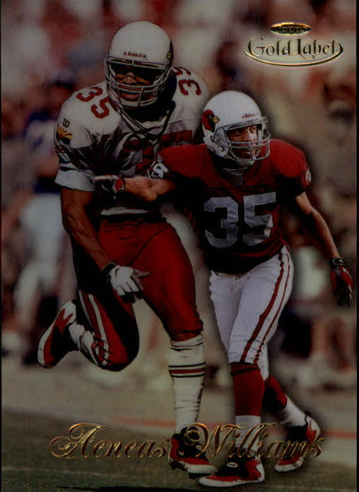 1998 Topps Gold Label Class 1 #26 Aeneas Williams